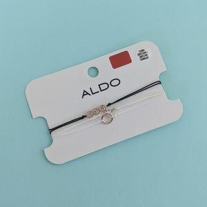 2/$20 NWT Aldo Adjustable String Bracelets